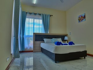 Edmor Residences -Nyali White Home Double Room