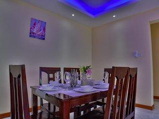 Edmor Residences -Nyali Blue Home Double Room
