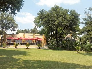Accommodation in fourways