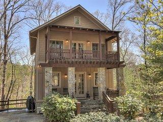Choctaw Lodge Luxury Rental Home in Big Canoe