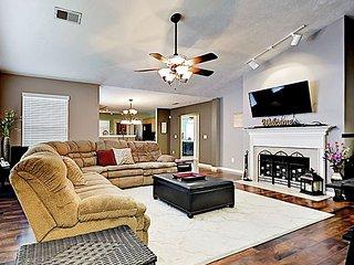 New Listing! Beautiful Getaway in Quiet Residential Neighborhood