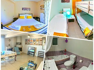 Lavrionitis Apartment Квартиры, 7 km from Sounion