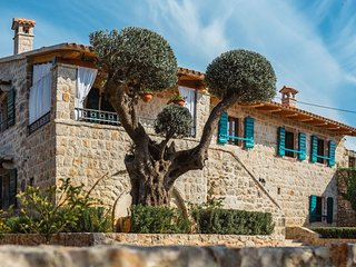 Old Stone Villa With Swimming Pool  'Talici Hill'