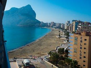 ES-39A Apartamento en Esmeralda con bonitas vistas a toda la playa