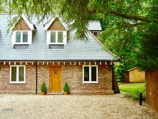 *5 STAR REVIEWS Middle of NEW FOREST NATIONAL PARK close to golf course