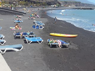 Tkasita Vacacional Zona de Playas en Tazacorte. La Palma, Islas Canarias