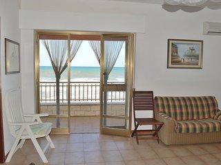 Al046 Appartamento sulla spiaggia di Alcamo Marina