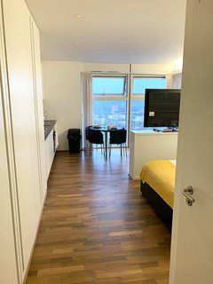 Luxury studio apartment mailbox/the cube Birmingham city!!