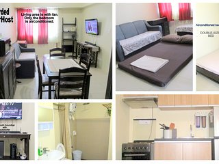 MANILA 1BR CONDO WITH VIEW