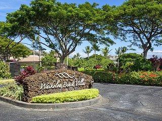 Waikoloa Beach Villas O2 - Tropical 2 Bedroom Villa with Golf Front Views!!