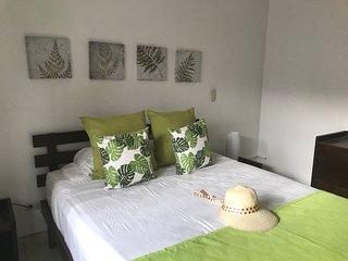 Apartamento de playa con piscina, en la mejor zona de Playas del coco.