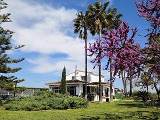 Chalet Jardín de Iris