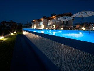 Bufones de Pria. Apartamentos con piscina cerca de la playa