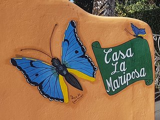 Casa Mariposa, caribbean home for 4 close to beaches