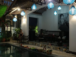 Villa Del Mar An Bang, Hoi An-5 mins walk to Beach