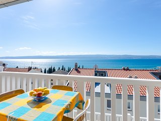 Apartments Magdales - Comfort Two Bedroom Apartment with Balcony
