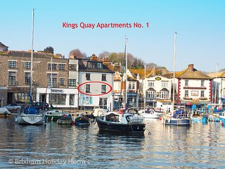 Kings Quay Apartments 1 - Luxury 2 bed apartment in prime location with magnific