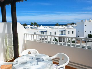 TC03 Sea view apartment in Costa Teguise