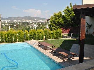 Bitez 3 + 1 Private Pool Villa Selvi