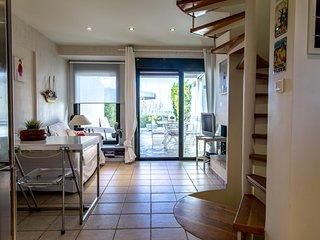 Casa del mar - Beachfront, 3Bdms, Sea view, Garden