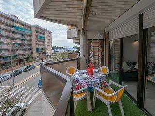 Apartamento Flamingo con piscina y muy cerca del mar