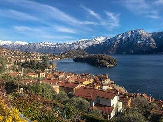 appartement avec magnifique vue sur le Lac de Come