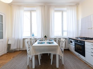 Apartment «Parland» with view to Alexander Park