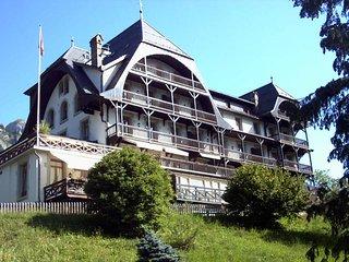 Luxury Apartment for Rent, Swiss Alps, La Soldanelle