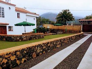 Tkasita Pilar 1, Parque de Taburiente. La Palma, Islas Canarias