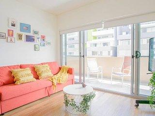 Sweet & clean one bedroom apartment in Wolli Creek