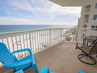 Gulf Front Corner 2 Bedroom ~ Bonus Bunk Room ~ Four Winds 904 ~ Sleeps 8!