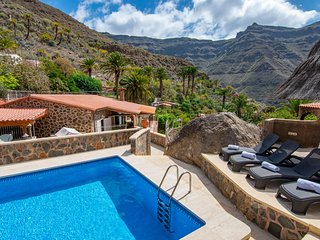 Villa with private pool in El Sao, Arguineguin