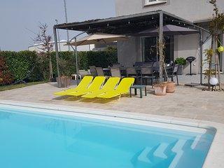 location Villa avec piscine en Provence