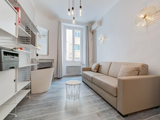 IMMOGROOM - Quiet - A/C - next to Palais des Festivals- CONGRESS∕BEACHES