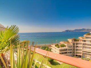 IMMOGROOM - Panoramic sea view - Terrace - 1 min from the beach