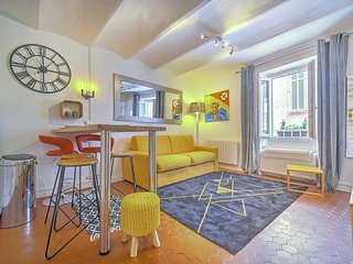 IMMOGROOM - 9 min from Palais & 5min from beach - A/C- CONGRESS/BEACHES