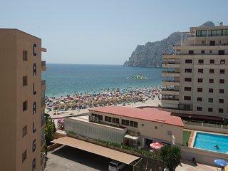 A11-623 Apartamento con vistas al mar en la Playa de la Fossa