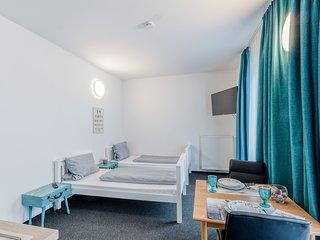 centerroom Landshut City Apartment mit Küche - für 1-2 Personen