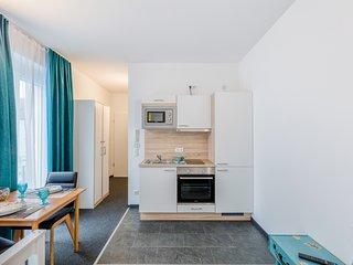 centerroom Landshut City Apartment mit Küche - für 3 Personen
