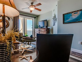 NEWLY renovated and *sanitized* condo in PCB with FREE ACTIVITIES!!