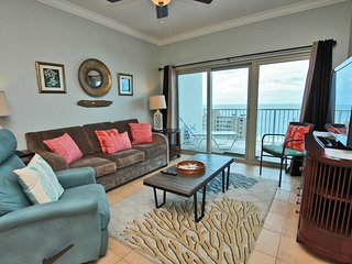 Crystal Tower 1106-Come Stay Where the Dolphins Play! Book Your Trip Now