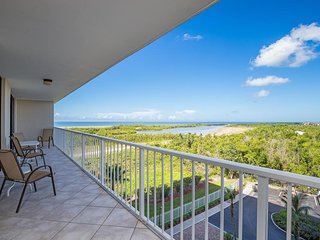 UPDATED and lovely Condo with Peaceful views of the Gulf of Mexico