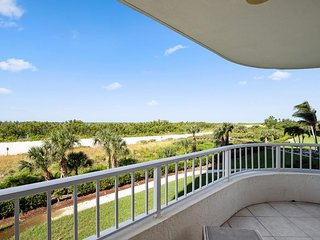 Tranquil Estuary Beach Views await from the large wrap balcony of this pristine