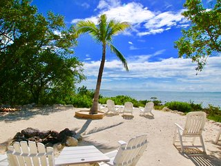 """Amazing Sunset Water Views"" from this Bayfront Summer Sea Condo  in Islamorada"