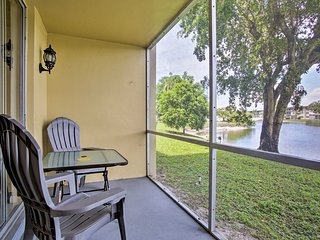 NEW! Plantation Condo Between Beach & Everglades!