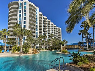 Destin Resort Condo Near Beaches w/ Spa & Pool!