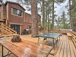 Luxury Pine Mtn Club Cottage w/Pool Access!