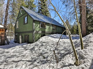 Modern Truckee Family House - Walk to Donner Lake!
