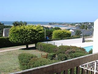 superbe vue mer pour 4 personnes avec piscine