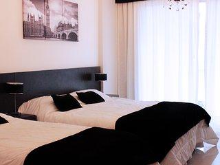 HOTEL MASTER SUITE DEVOTO.  ESTUDIO  II